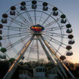 FERRIS WHEEL 25 MT bis amusement ride3