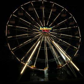 FERRIS WHEEL 25 MT bis amusement ride4