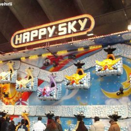 Happy Sky amusement rides2
