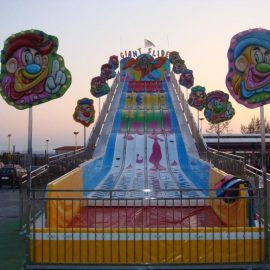 Happy Slide amusement rides2