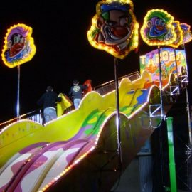 Happy Slide amusement rides3