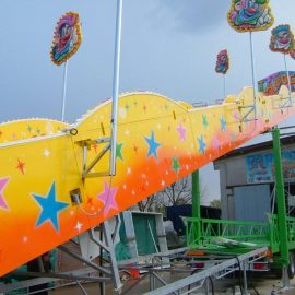 Happy Slide amusement rides6