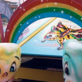 Happy sun amusement rides1