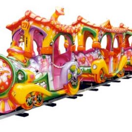 Happy train amusement rides1