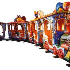 Happy train amusement rides2