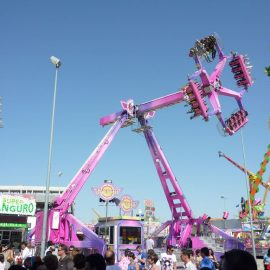 LoopFighter10 amusement rides