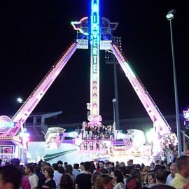 LoopFighter4 amusement rides