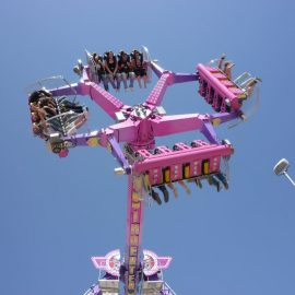 LoopFighter5 amusement rides