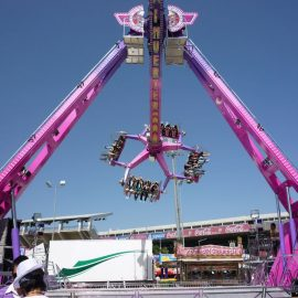 LoopFighter6 amusement rides