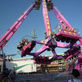LoopFighter8 amusement rides