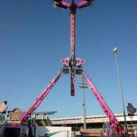 LoopFighter9 amusement rides