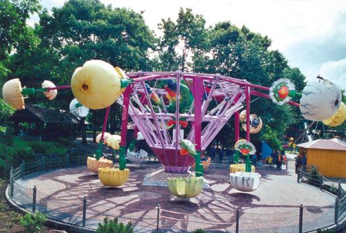 Swing Ride Apollo 2000 Technical Park Amusement Rides