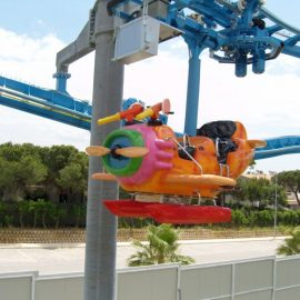 babyaviator12 amusement rides