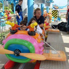 babyaviator14 amusement rides