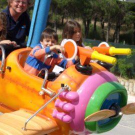 babyaviator15 amusement rides