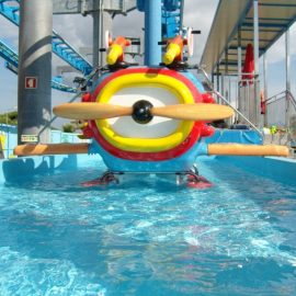 babyaviator16 amusement rides