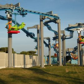 babyaviator17 amusement rides