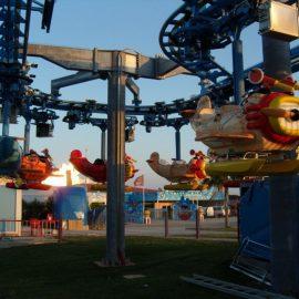 babyaviator22 amusement rides