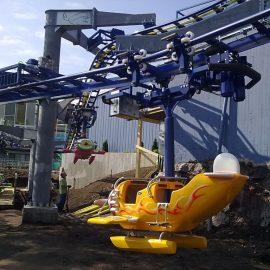 babyaviator8 amusement rides