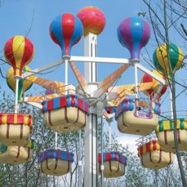balloon tower amusement rides1