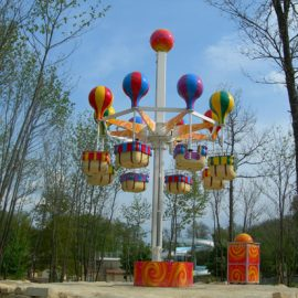balloon tower amusement rides2