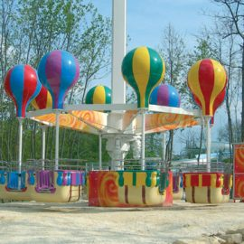 balloon tower amusement rides4