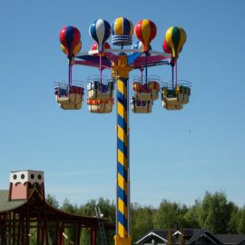 balloon tower amusement rides6