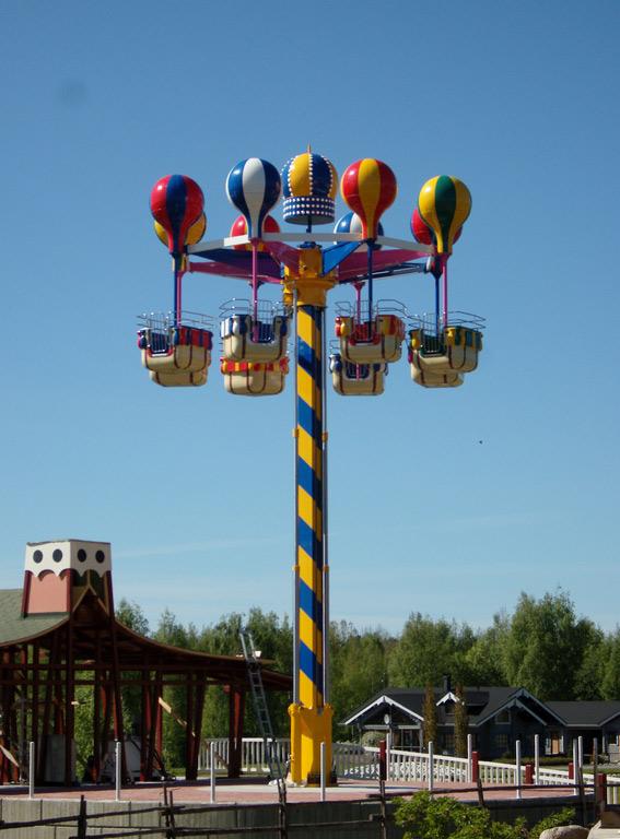 balloon tower - technical park