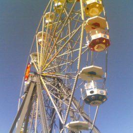 ferris wheel 25 amusement ride9