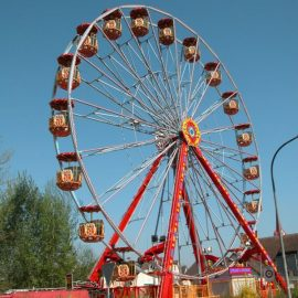ferris wheel 28 mt amusement rides3