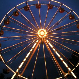 ferris wheel 28 mt amusement rides4
