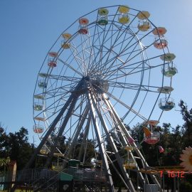 ferris wheel 28 mt amusement rides6