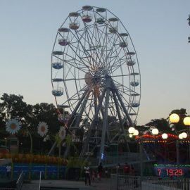 ferris wheel 28 mt amusement rides8
