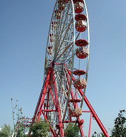 ferris wheel 34 mt amusement rides2