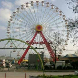 ferris wheel 40mt amusement rides3