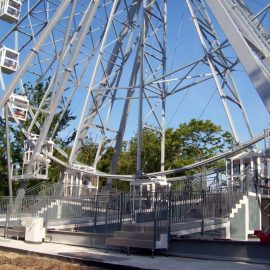 ferris wheel 45 mt amusement rides2