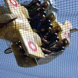 flying fury12 amusement rides