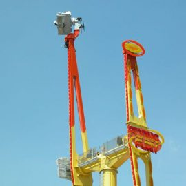 flying fury15 amusement rides