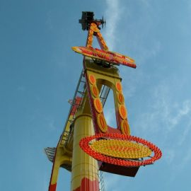 flying fury2 amusement rides