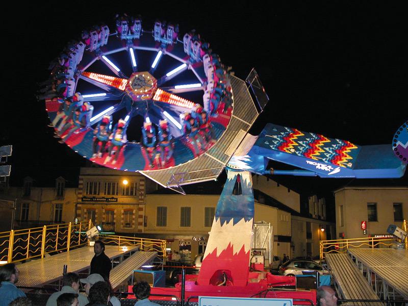MOONDANCE - Technical Park - Amusement Rides and amusement ...