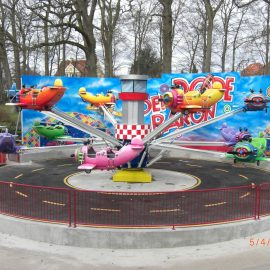 red baron interactive laser amusement rides1