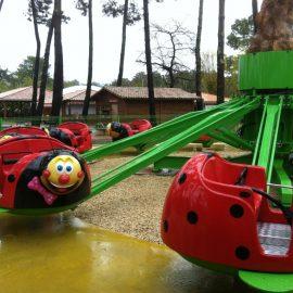 red baron ladybird amusement rides3