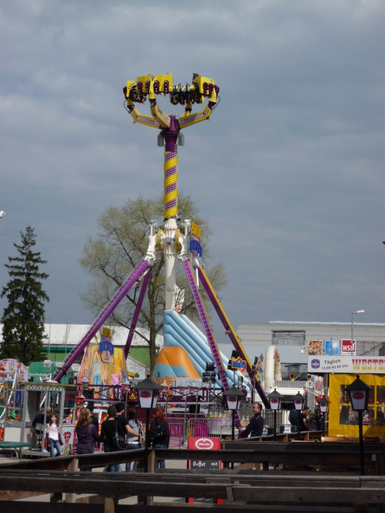 Street Fighter Revolution Technical Park Amusement