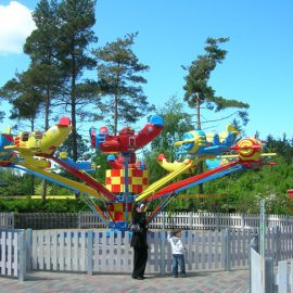 super red baron amusement rides3