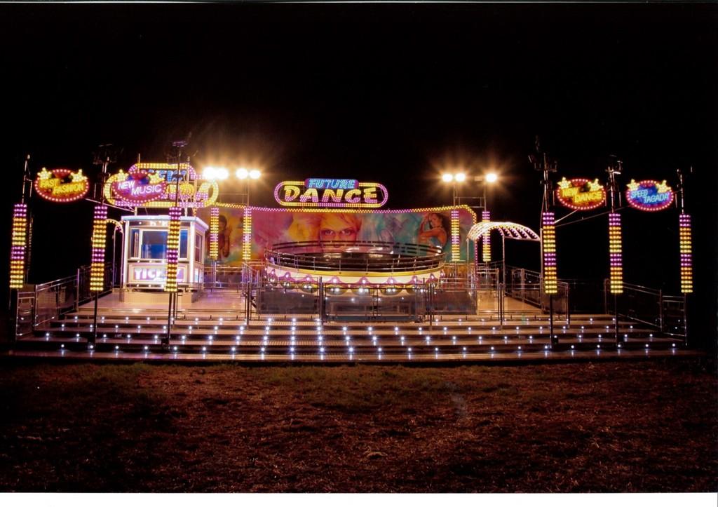 Tagada Technical Park Amusement Rides And Amusement