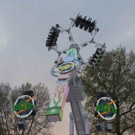 Pegasus 16 amusement rides10
