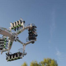 Pegasus 16 amusement rides5