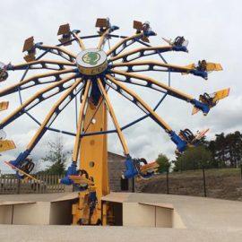 aerobat amusement rides flying ride