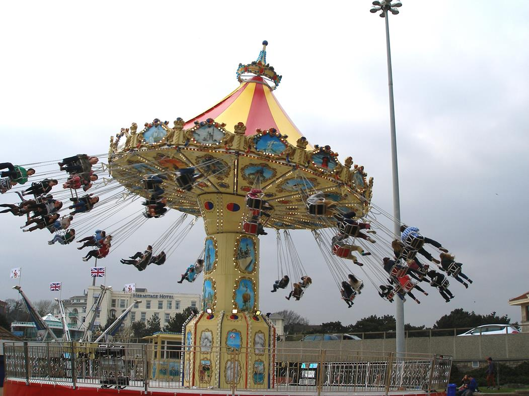 FLYING SWINGER - Technical Park - Amusement Rides and ...