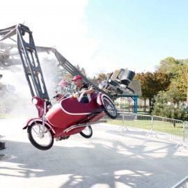 technical park amusement ride3